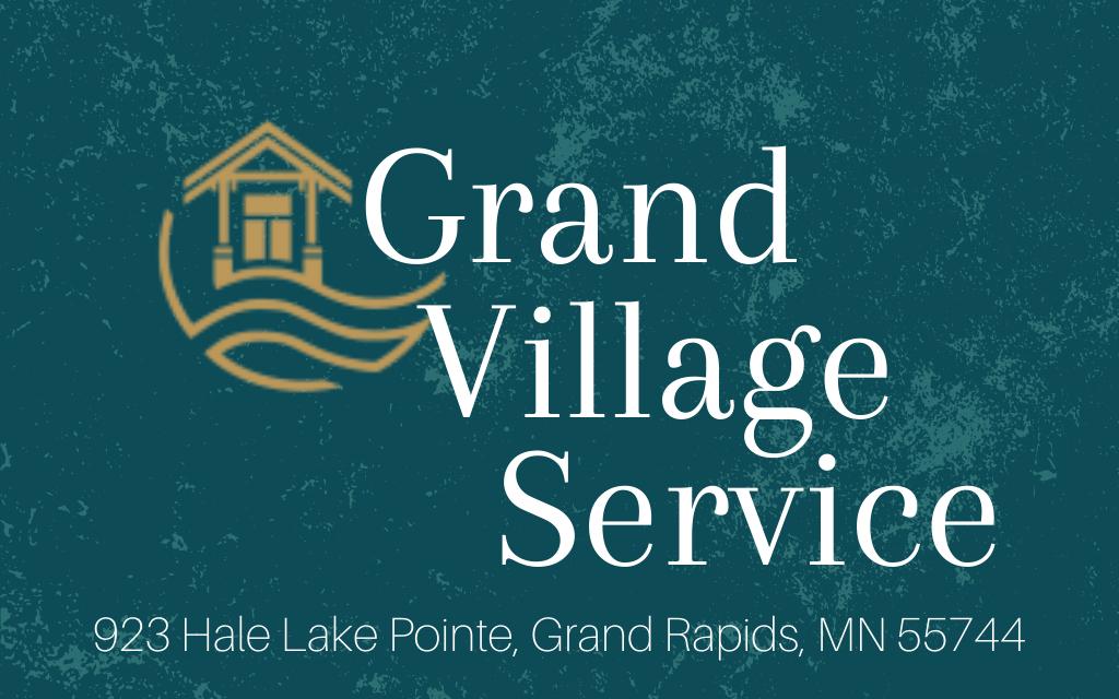 Grand Village Service - Website